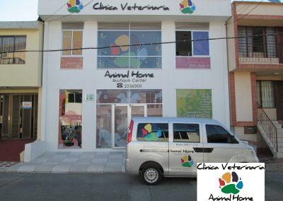 Fachada Animal Home