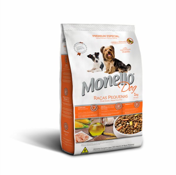 Monello Dog Razas Pequeñas