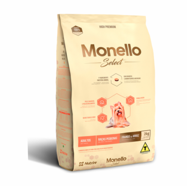 Monello Select Adulto Razas Pequeñas