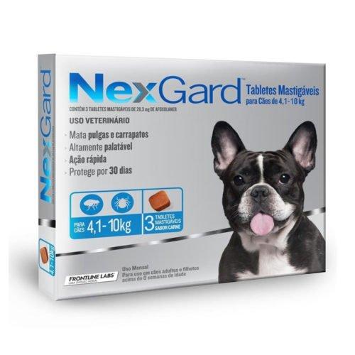 Desparasitante Nexgard