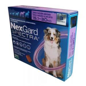 NexGard Spectra 15-30k